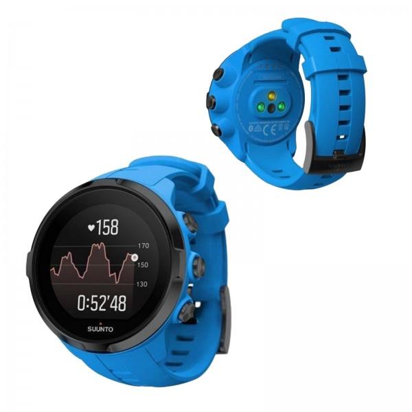 günstig kaufen Schwarz SS022662000 Suunto Spartan Sport Wirst HR GPS-Sportuhr