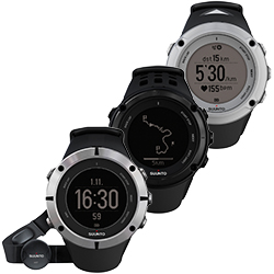 Suunto Ambit2 (HR) GPS-Sportuhr