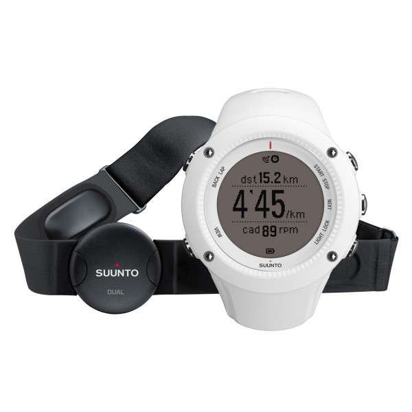 Montre connectée Suunto GPS Ambit2 R HR