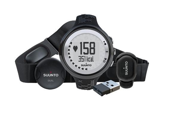 Suunto Sportuhr M5 Running Pack