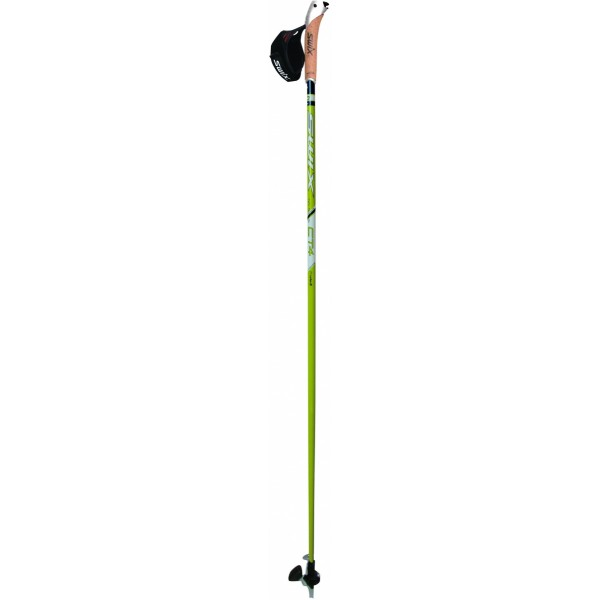 Swix CT4 Just Click Twist & Go-spetsar lime composite