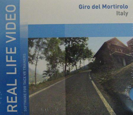 Real Life DVD Tacx Giro del Mortirolo - Italie