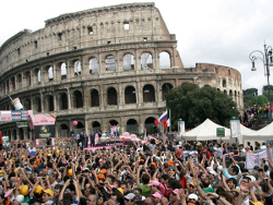 Tacx DVD Real Life Video - City trip Rome & Paris