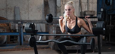 Taurus Selectabell Langhantel und Curlstange Verdoppeln Sie Ihren Trainingserfolg