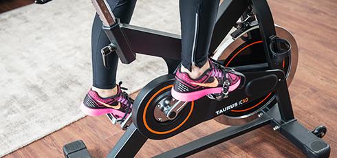 Taurus IC50 Indoor Cycle Hohe Schwungmasse, hohe Stabilität