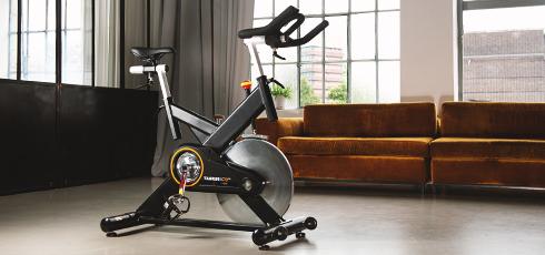 Taurus IC70 Pro Indoor Cycle La Taurus Indoor Bike ti offre un'ottima dotazione