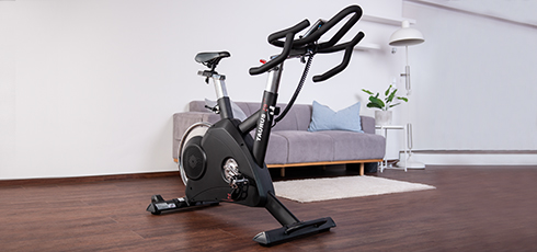 Bild: Indoor Cycle mit Wattsteuerung und starrer Nabe