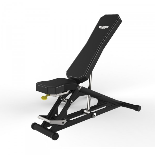Produktbild: Taurus Design Line Weight Bench black/silver
