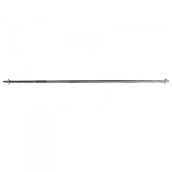 Vægtstang (lang) med stjernelås 200 cm