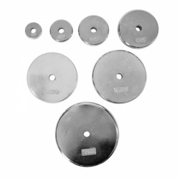 Sport Tiedje Chrome Weight Plates purchase online now