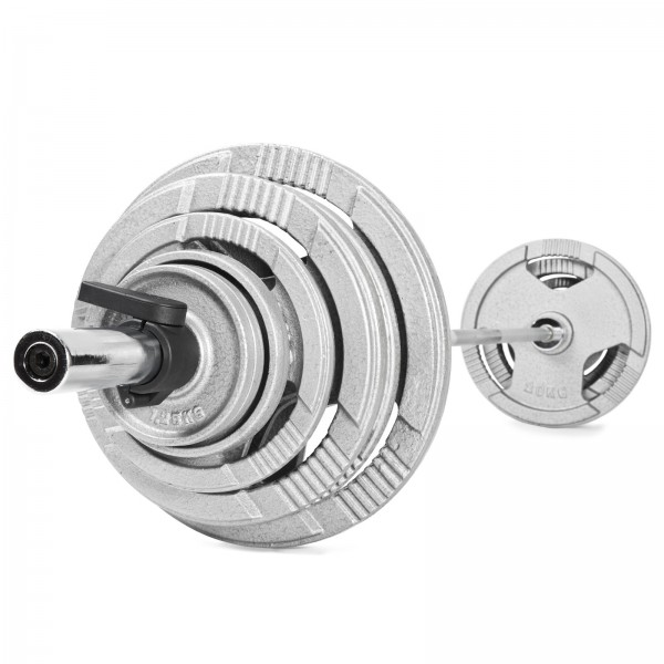 Taurus 120 kg set bilanciere 50 mm