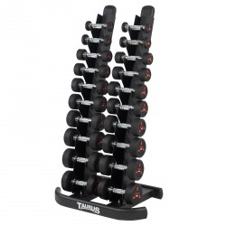 Taurus TPU  dumbbell rack, including 1-10 kg dumbbell set purchase online now