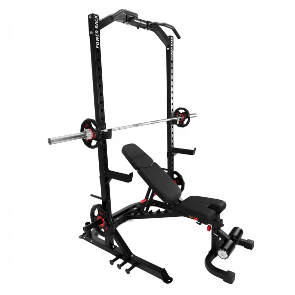 Taurus Power Rack + Taurus F.I.D. Studio panca B990