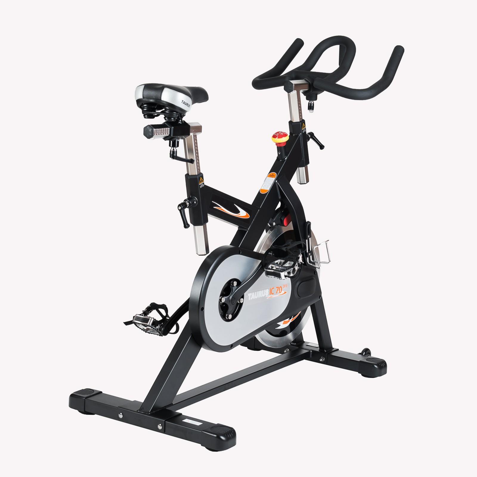 Taurus v lo de biking ic70 pro acheter avec 85 valuations des clients fitshop - Velo salle de sport pro ...