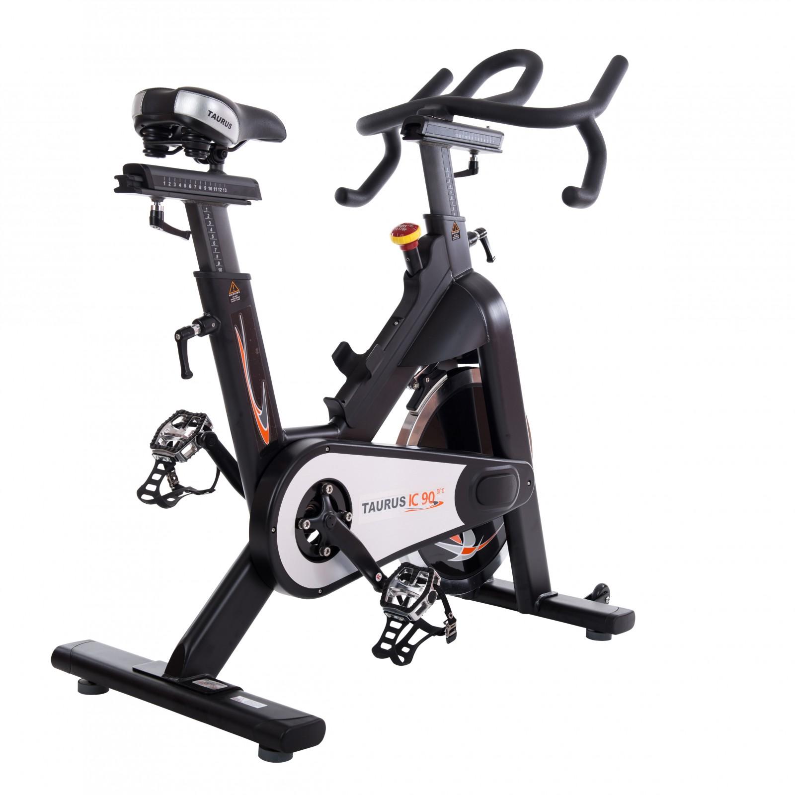 Taurus indoor bike IC90 Pro buy with 105 customer ratings - Sport-Tiedje