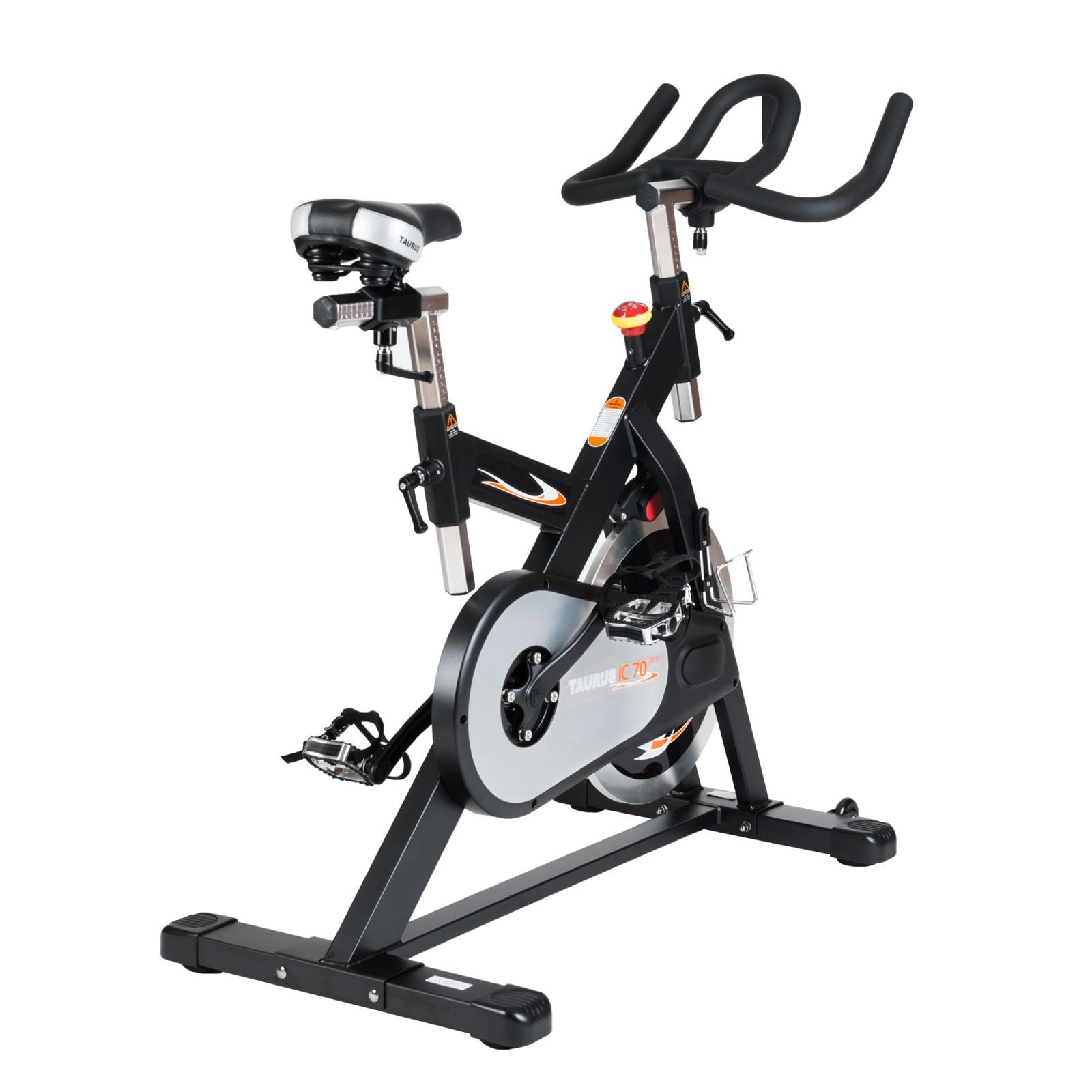 Taurus Indoor Bike IC70 Pro kaufen mit 107 Kundenbewertungen - Sport ...