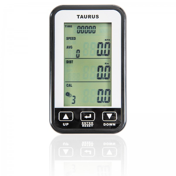 Taurus Trainingscomputer für Indoor Cycle