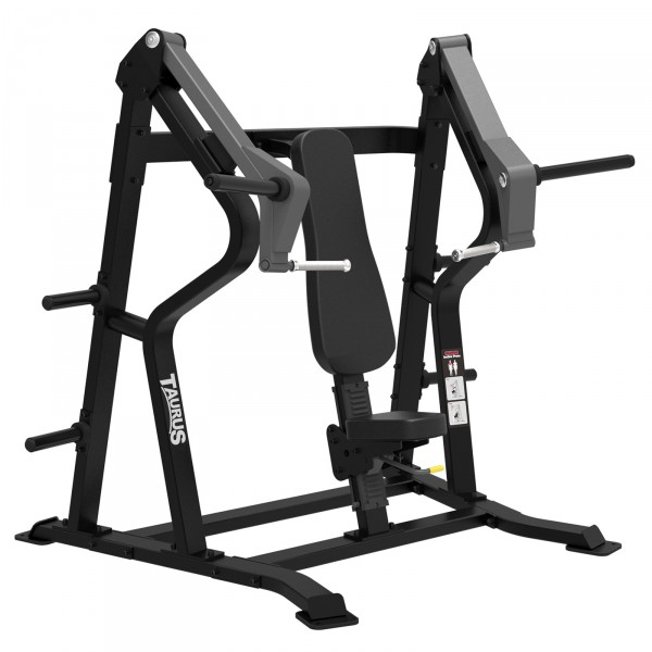 Produktbild: Taurus Iso Incline Chest Press Sterling