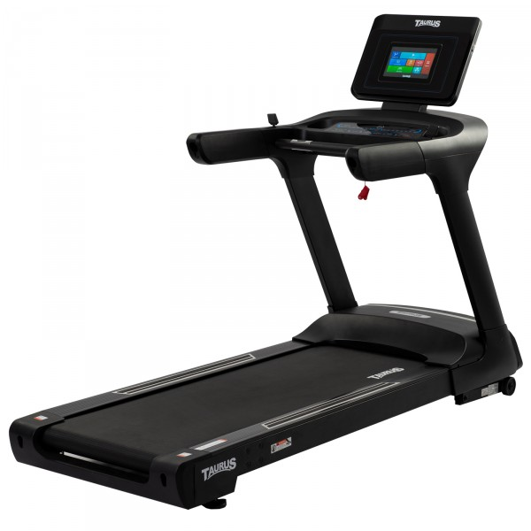 Produktbild: Taurus Treadmill T9.9 Black Edition with Entertainment Console