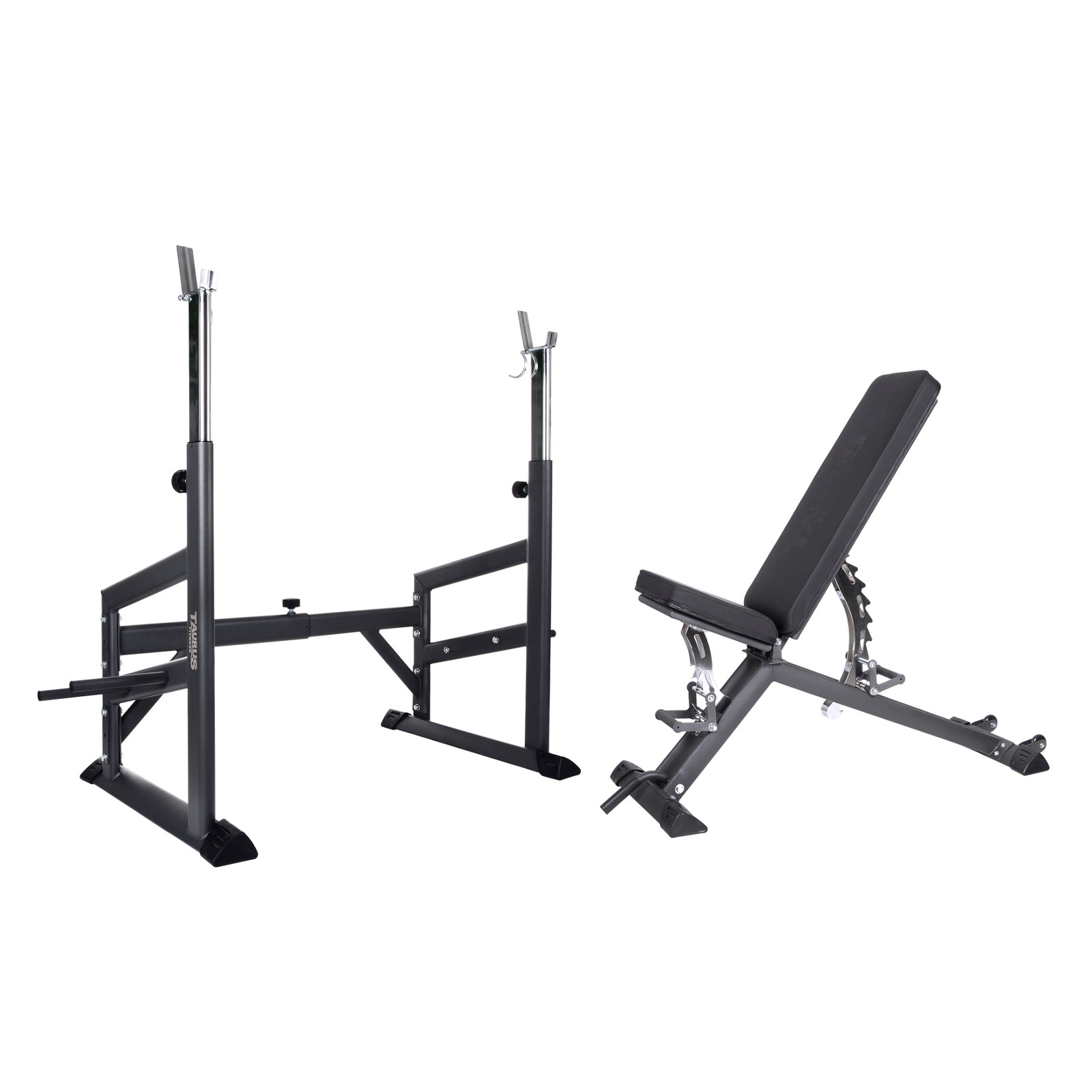 Taurus Weight Bench B900 Barbell Rack Pro Best Buy At Sport Tiedje