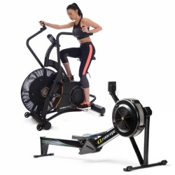 Taurus Ergo-X - concept2 Modell D black set purchase online now