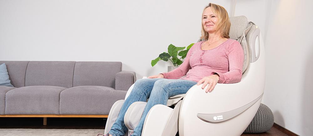 L massage chair