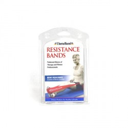Thera-Band Resistance Bands Strong 1,5 m, Set Of 2 purchase online now