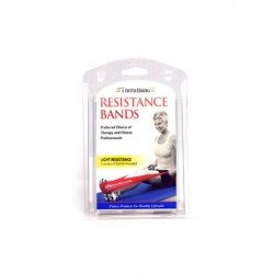 Thera-Band Resistance Bands Light 1,5 m, Set Of 3 purchase online now