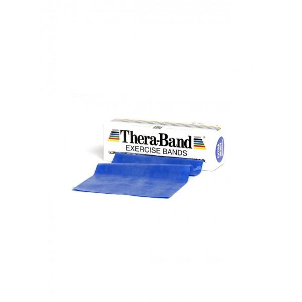 TheraBand Thera-Band Tube 7,50 m extra stark blau Neu