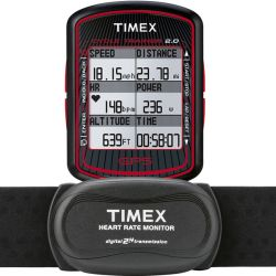 Timex Ironman Cycle Trainer HRM GPS T5K615
