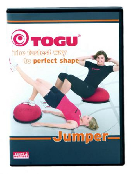 DVD Togu Perfect Shape Jumper