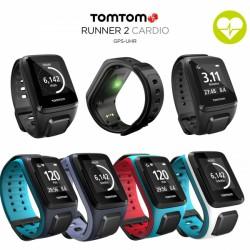 TomTom GPS sport watch Runner 2 Cardio acquistare adesso online