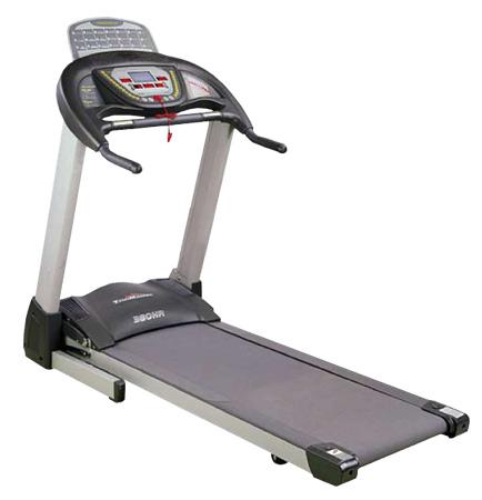 trimmaster treadmill tm 380 hre sport tiedje. Black Bedroom Furniture Sets. Home Design Ideas