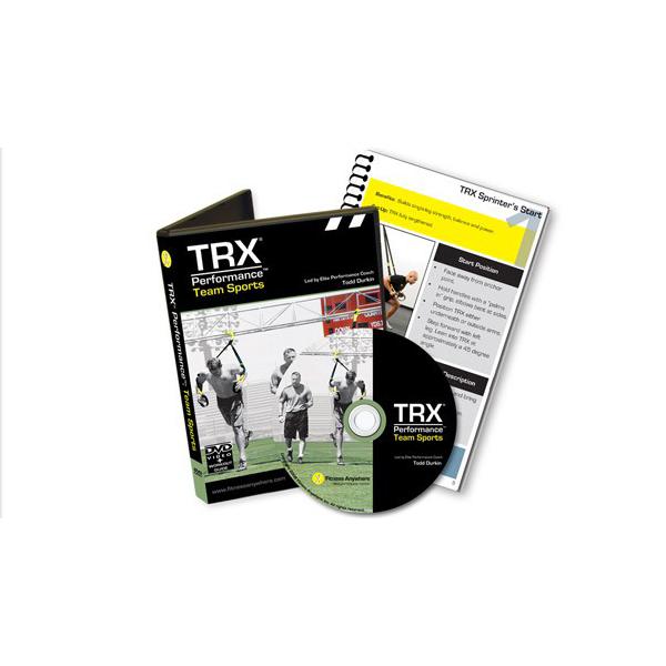 TRX DVD Performance Team Sport