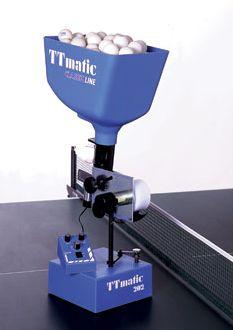 TTmatic Ping Pong Roboter 202 A