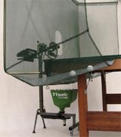 Robot ping-pong TTmatic 404 A Detailbild