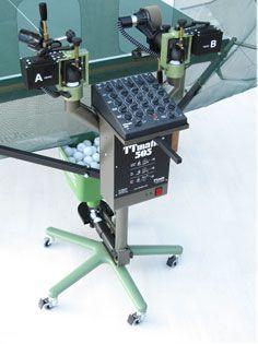 TTmatic Tischtennis Roboter 505A