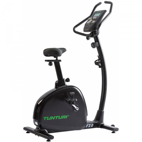 Tunturi upright bike F20