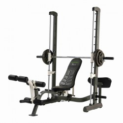 Tunturi weight bench Pure Compact Smith 6.0