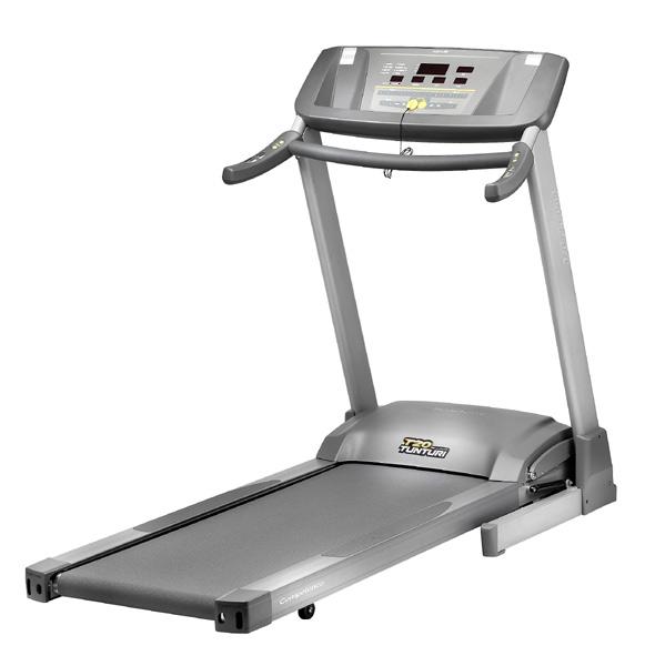 Life Fitness Treadmill Deck Replacement: Tunturi T20 Treadmill Model 2006