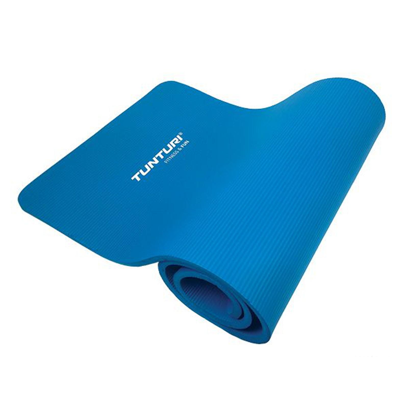 Tunturi Fitnessmatte Blau G 252 Nstig Kaufen Sport Tiedje