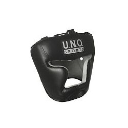 U.N.O. Kopfschutz Black Protect