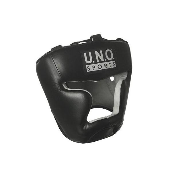 U.N.O. Casco Black Protect