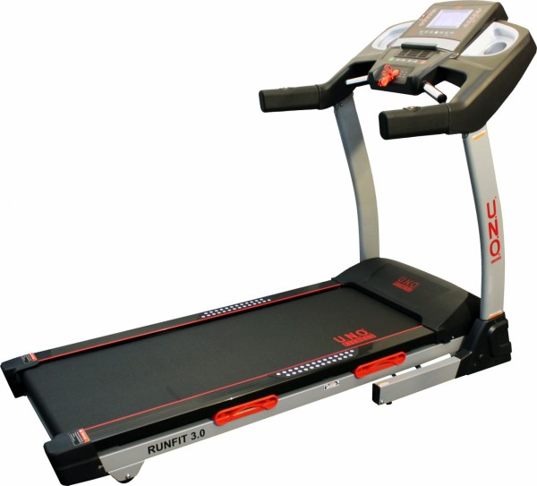 U.N.O. Fitness treadmill RUN Fit 3.0