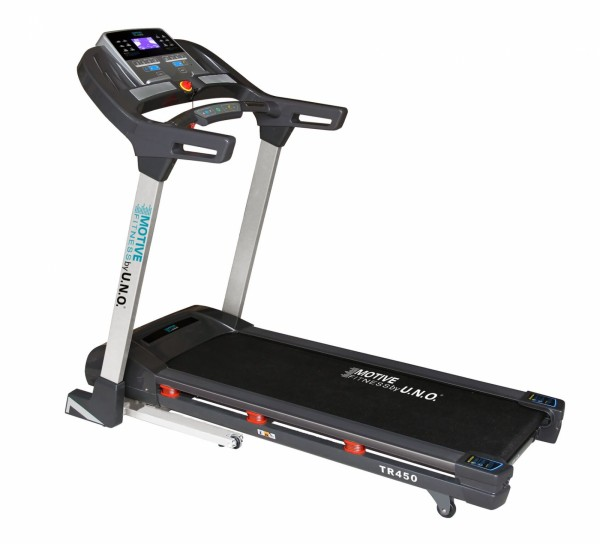 Motive Fitness by U.N.O. treadmill TR 450