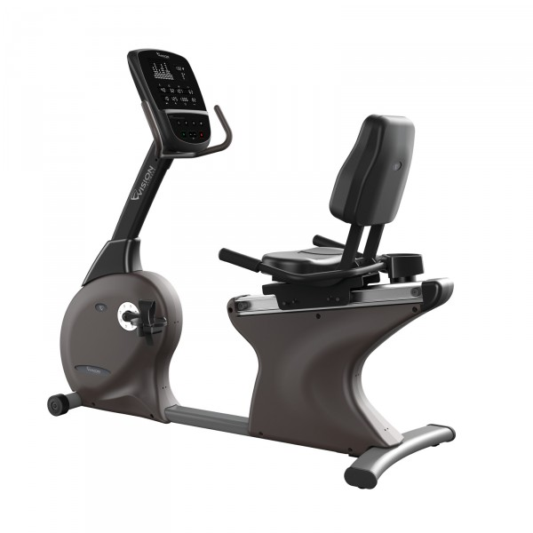 Vision Fitness Recumbent bike R60