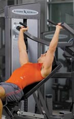 Vision Fitness Multi-Presse ST720 Detailbild
