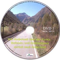 Vitalis FitViewer Film Andermatt/Furka, Teil 1