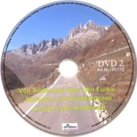 Vitalis FitViewer Film Andermatt/Furka, Teil 1 Detailbild