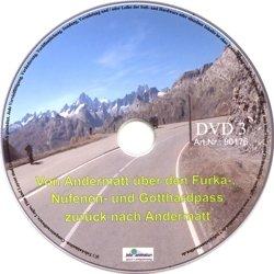 Vitalis FitViewer film Andermatt/Furka, part 2
